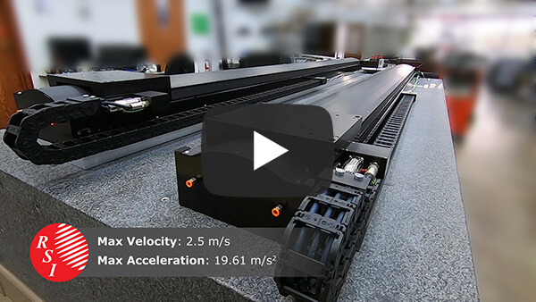 2500mm linear stage video thumbnail