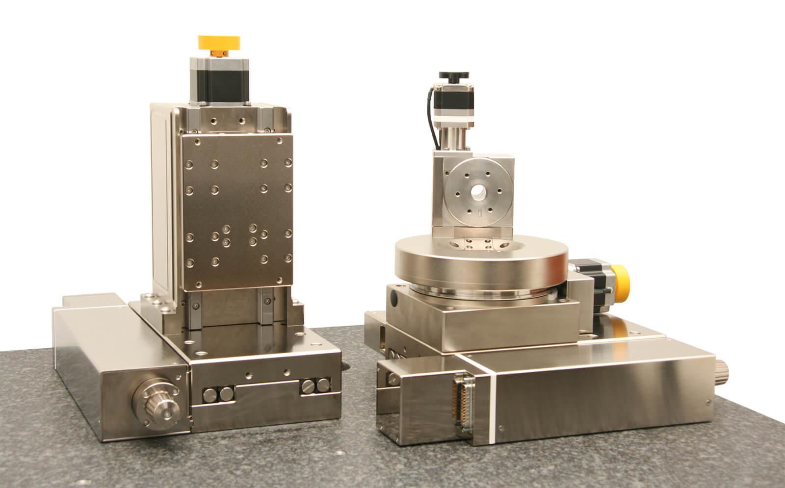 5 Axis Platform Metrology System - Nickel Plated
