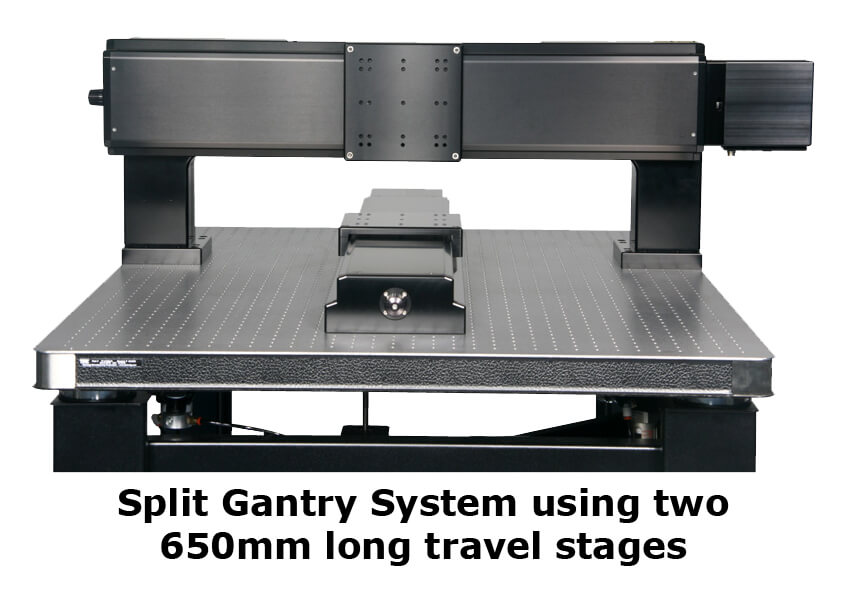 Long Travel Linear Stage | 650mm | Reliant Systems, Inc