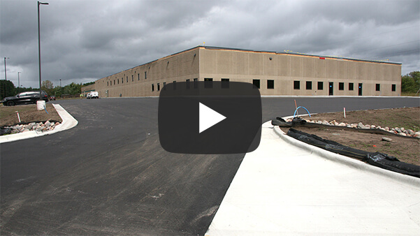 New facility construction progress through September 2019 video thumbnail