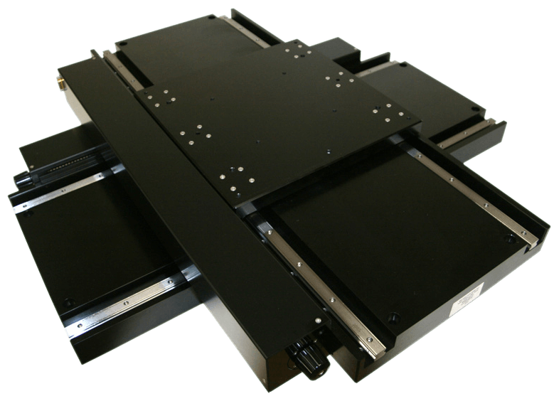 TR450 Linear OEM Stage Stacked in an X-Y Configuration
