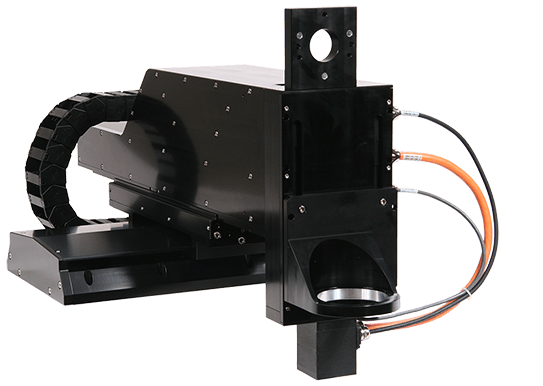 3 Axis (X-Y-Z) OEM Stage Assembly for Laser Cutting