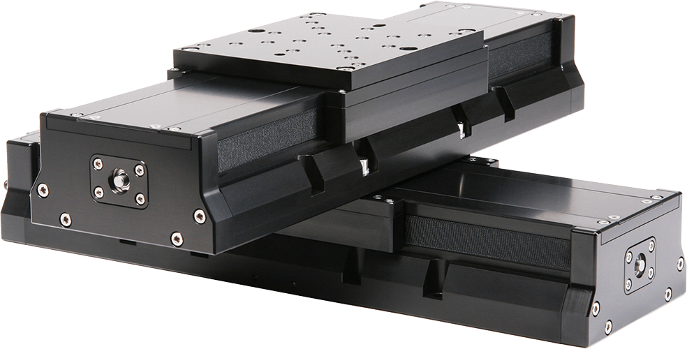 LSN Series Linear Stage Stacked in XY Configuration